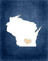 Wisconsin Fine Art Print