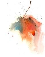 Fall Leaves I Fine Art Print