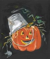Bucket Head Fine Art Print