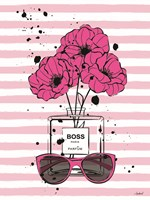 Boss Flowers Fine Art Print