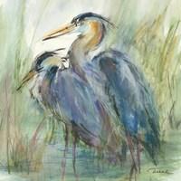 Heron's Glen Fine Art Print