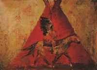 Indian Chief II Fine Art Print