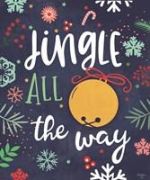 Jingle All the Way Fine Art Print