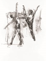 Dance Figure 5 Fine Art Print
