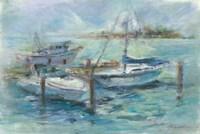 Dockside Fine Art Print