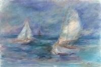 Ghost Ship Fine Art Print