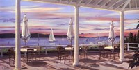 Tables By the Bay Fine Art Print