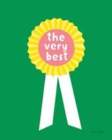 Very Best Award Fine Art Print