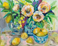 Afternoon Lemonade Fine Art Print