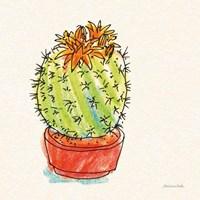 Cacti Garden II Fine Art Print