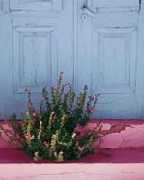 Santorini I Spring Crop Fine Art Print