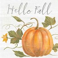 Fall Splendor V Fine Art Print