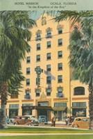 Florida Postcard V Fine Art Print