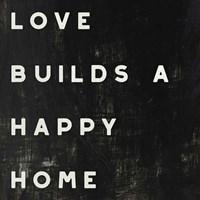 Lovely Home I Fine Art Print