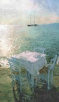 Greek Table 1 Fine Art Print