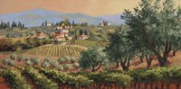 Fruits of Tuscany Fine Art Print