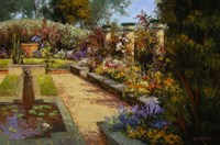 Giardino Bellissimo Fine Art Print