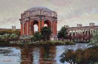 Opalescent Grandeur Fine Art Print
