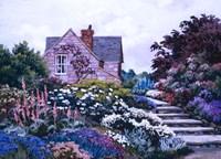 Garden Glorious Fine Art Print