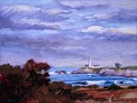 Lighthouse Impression Fine Art Print