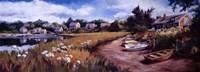 On Pleasant Pond Fine Art Print