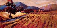 Gilded Vines Fine Art Print