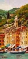 Peaceful Portofino Fine Art Print