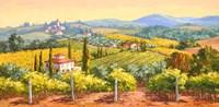 Tuscan Gold Fine Art Print
