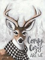 Comfy Cozy Fine Art Print