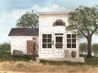 The Old General Store Fine Art Print