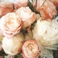 English Rose Garden Fine Art Print