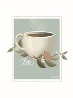 Botanical Tea Fine Art Print