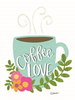 Coffee Love Fine Art Print