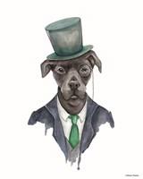 Dapper Dog Fine Art Print