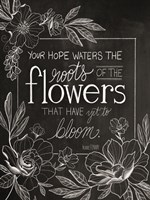 Yet to Bloom Fine Art Print