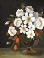 Kumquats and Blooms Fine Art Print