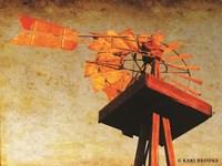 Chip's Windmill II Fine Art Print