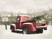 Winter Stop Fine Art Print