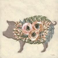 Alice the Pig Fine Art Print