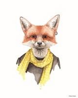 Foxxy Fox Fine Art Print