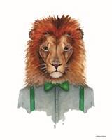 Lovely Lion Fine Art Print