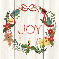 Peppermint Joy Fine Art Print