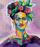 Frida v2 Fine Art Print