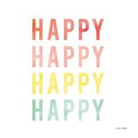Happy Happy Fine Art Print