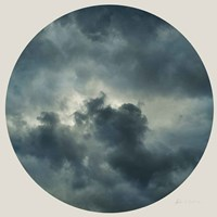 Cloud Circle II Fine Art Print