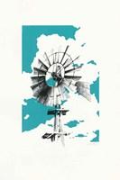 Texas Wind Fine Art Print