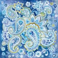 Regal Paisley Fine Art Print