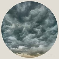 Cloud Circle III Fine Art Print