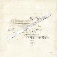 Musical Gift V Framed Print