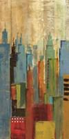 Towerscape I Fine Art Print